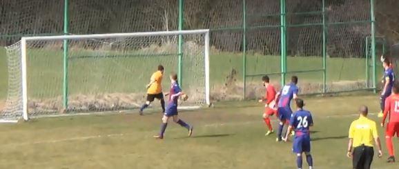 Áčko přežilo penaltu, dvěma góly trefil výhru Kadlec