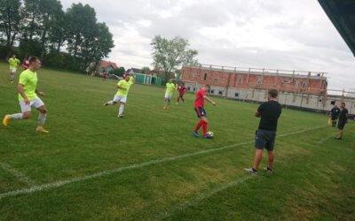 Gól v poslední minutě rozhodl | SK Třeboradice B – TJ Junior Praha 2:1 (0:0)