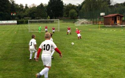 Školička U4 – První turnaj